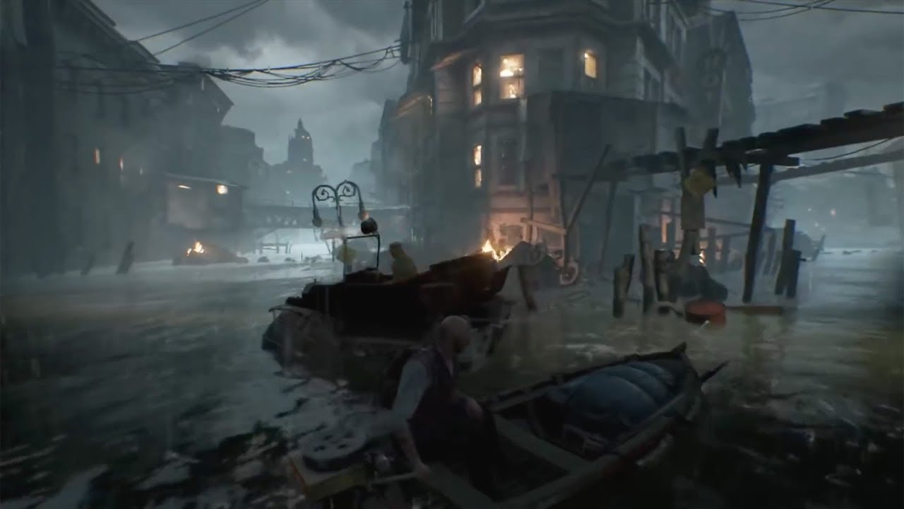 The Sinking City-CODEX PC Direct Download [ Crack ]