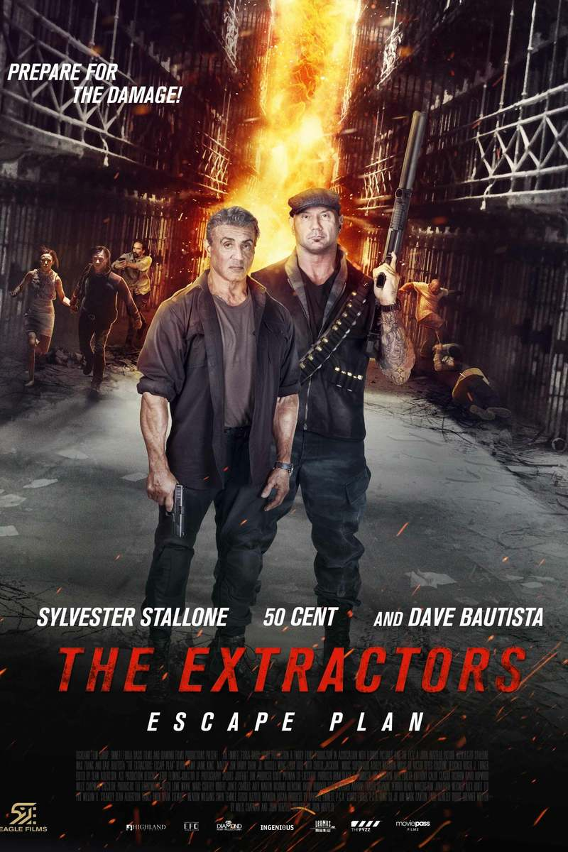 Watch Escape Plan The Extractors (2019) Movie Full HD 720p [ Download ]