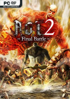 Attack on Titan 2 Final Battle-SKIDROW PC Direct Download [ Crack ]