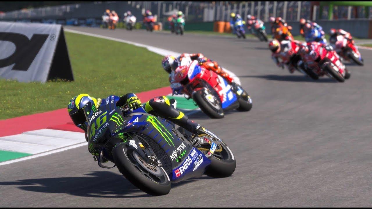 MotoGP 19.v20190701 PC Direct Download [ Crack ]