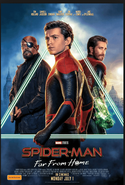 Watch Spider Man Far From Home (2019) Movie Full HD [ Download ]
