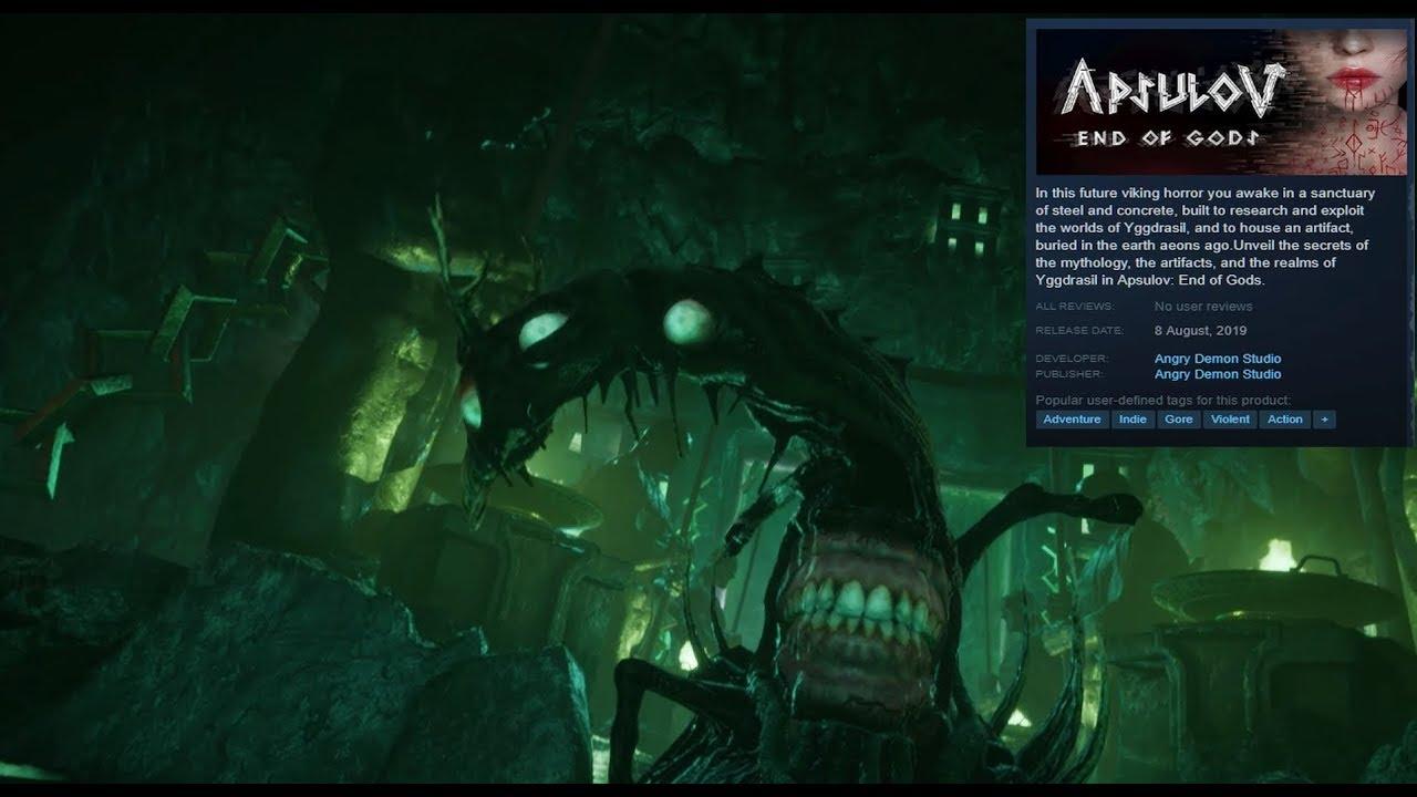 Apsulov End of Gods-HOODLUM PC Direct Download [ Crack ]