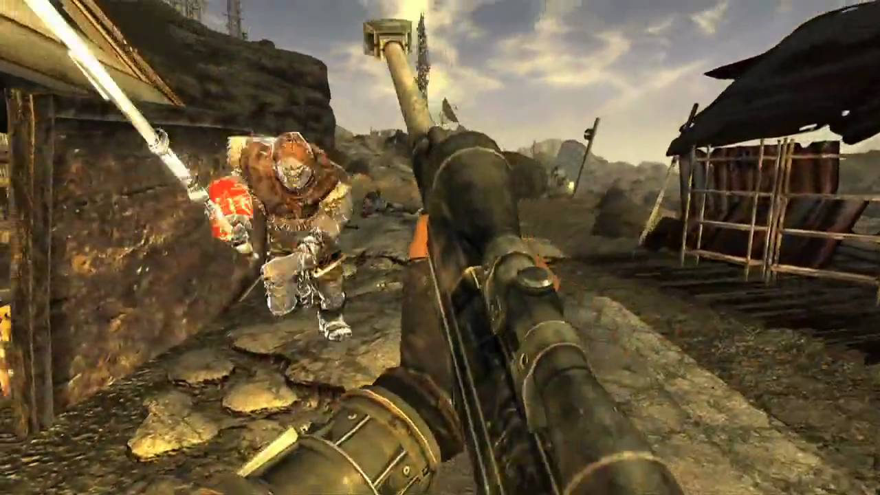 Fallout New Vegas Ultimate Edition v1.4-I_KnoW PC Direct Download [ Crack ]