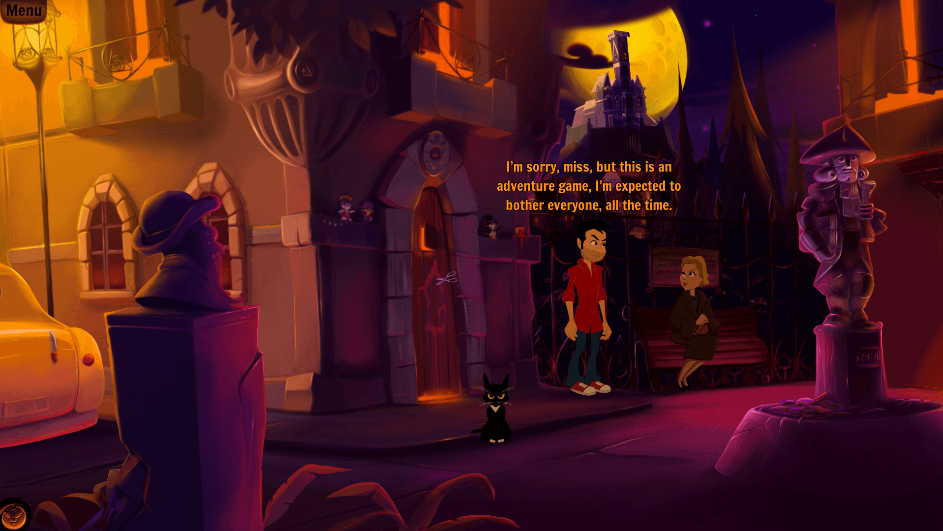 Gibbous A Cthulhu Adventure-HOODLUM PC Direct Download [ Crack ]