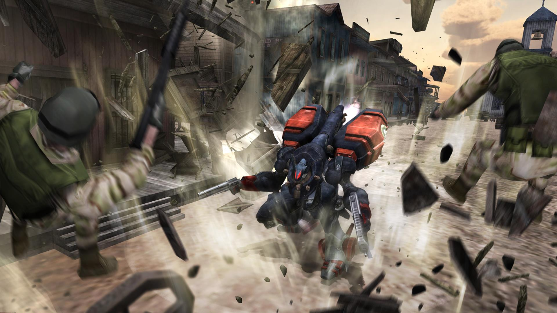 Metal Wolf Chaos XD-CODEX PC Direct Download [ Crack ]