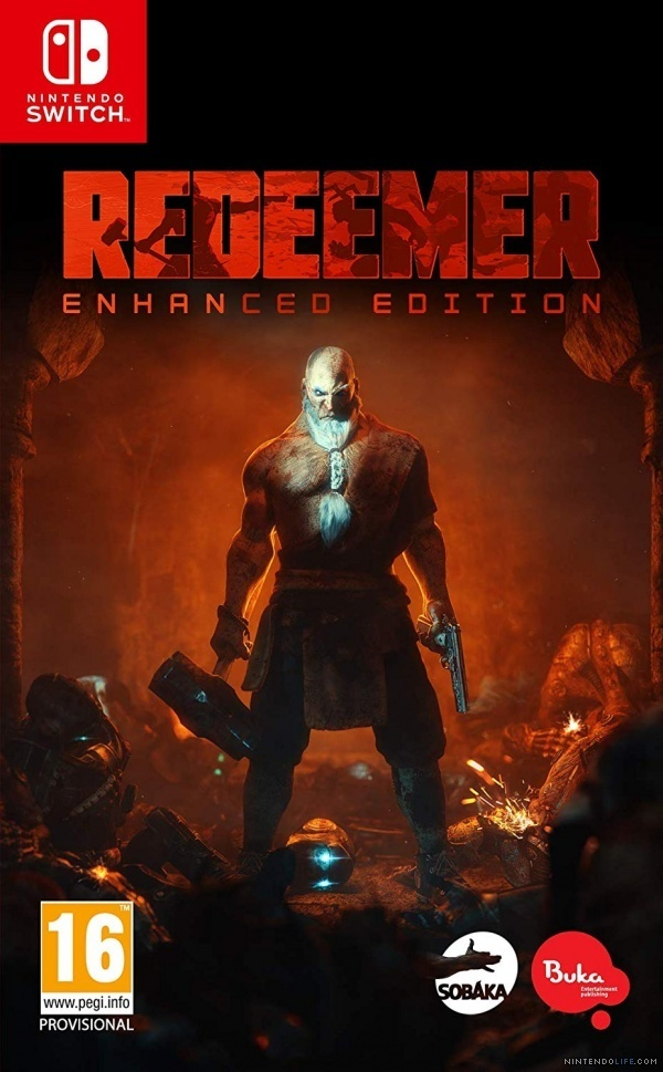 Redeemer Enhanced Edition-CODEX PC Direct Download [ Crack ]