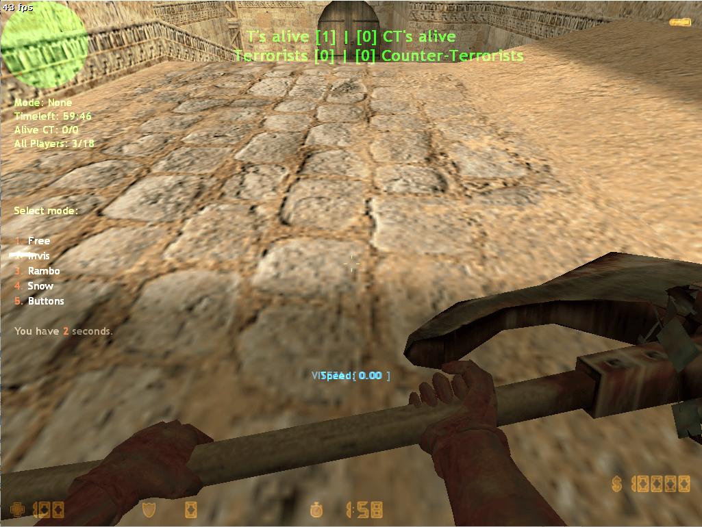 Counter-Strike 1.6 DeathRun Shop LvL CSO ADDON [ 2k19 ]