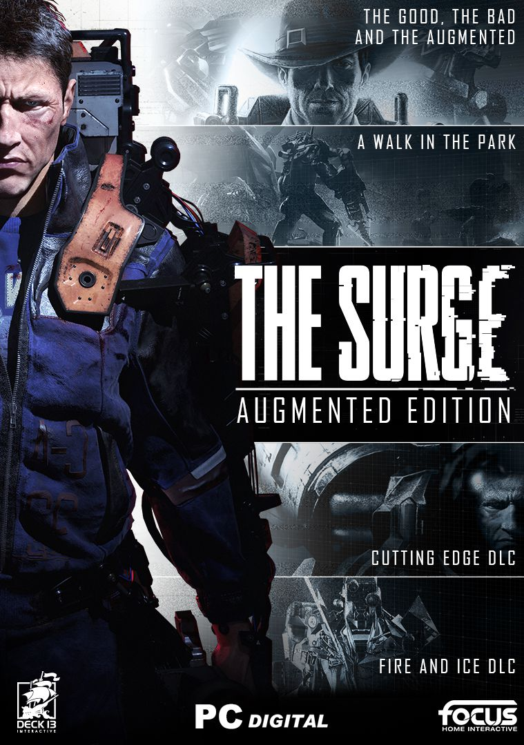 The Surge Augmented Edition-GOG PC Direct Download [ Crack ]