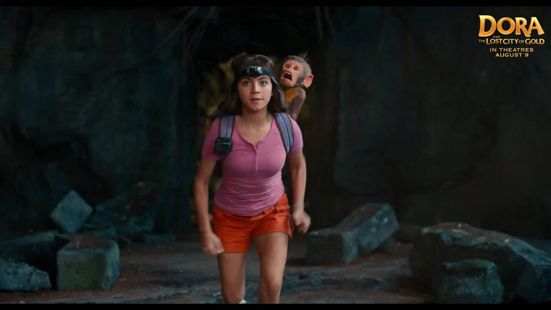 Watch Dora and the Lost City of Gold (2019) Movie Full HD [ Download ]