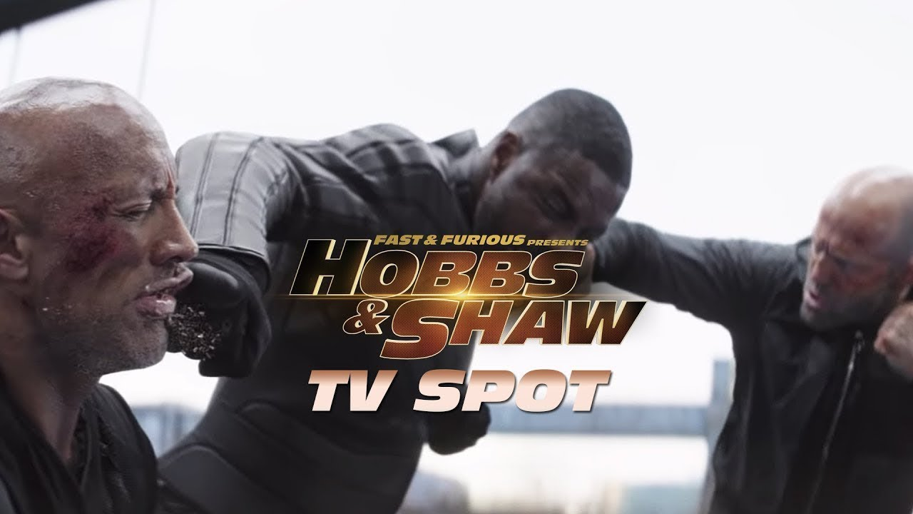 Watch Fast and Furious Presents Hobbs and Shaw (2019) Movie Full HD [ Download ]
