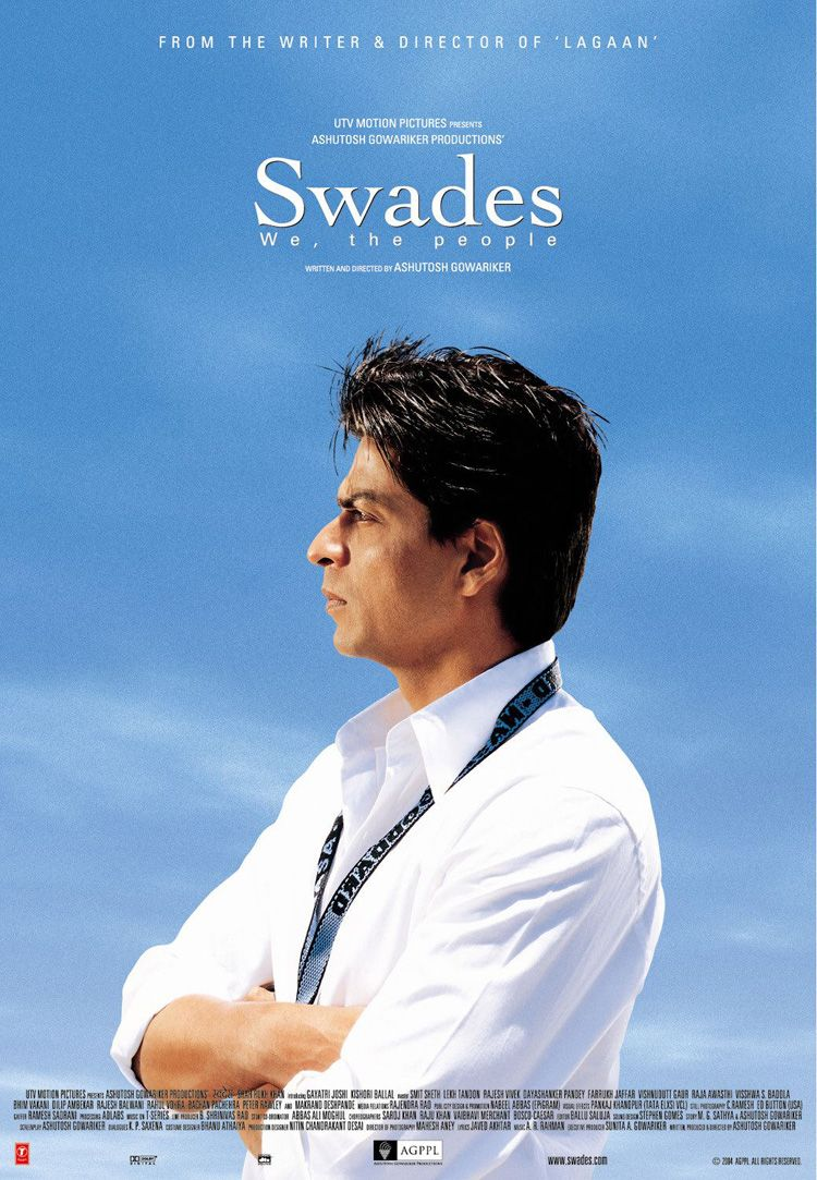 Watch Swades (2004) Movie Full HD [ Download ]