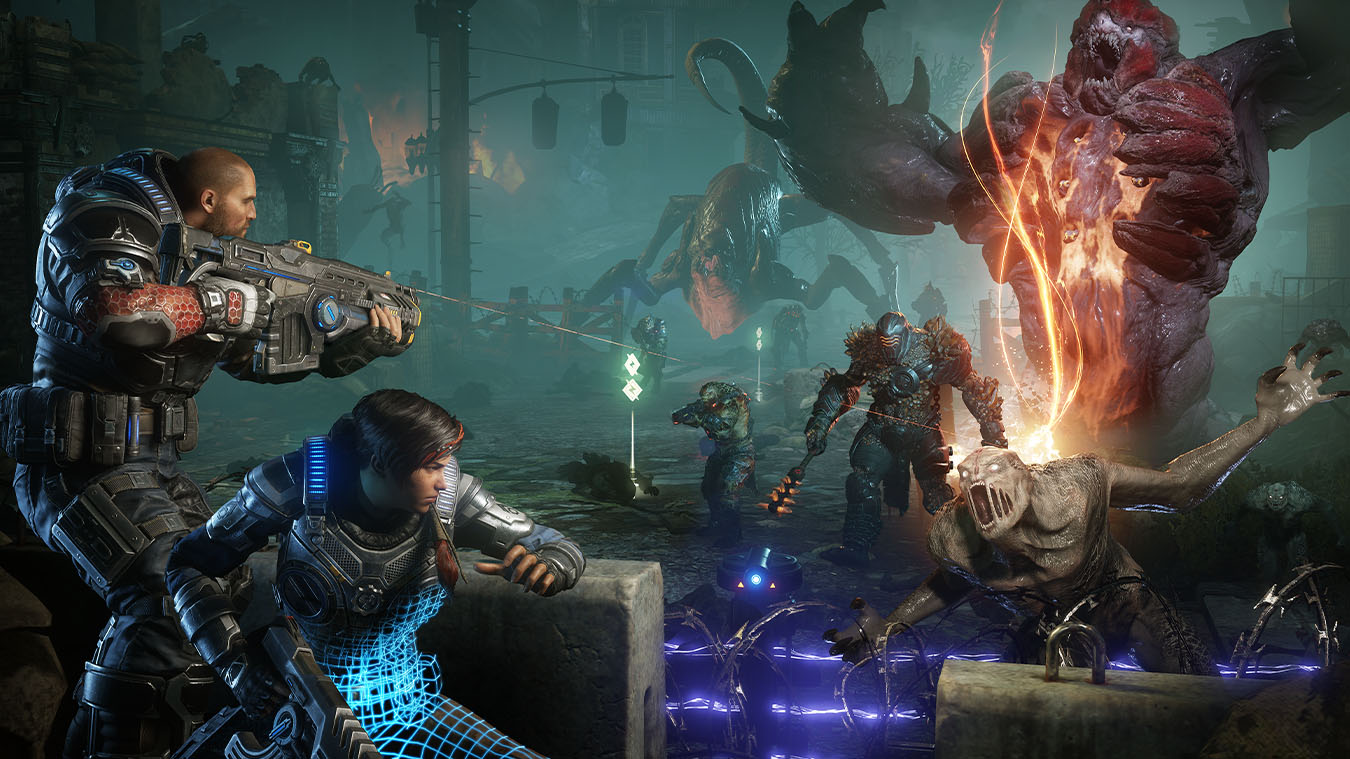 Gears 5-CODEX PC Direct Download [ Crack ]