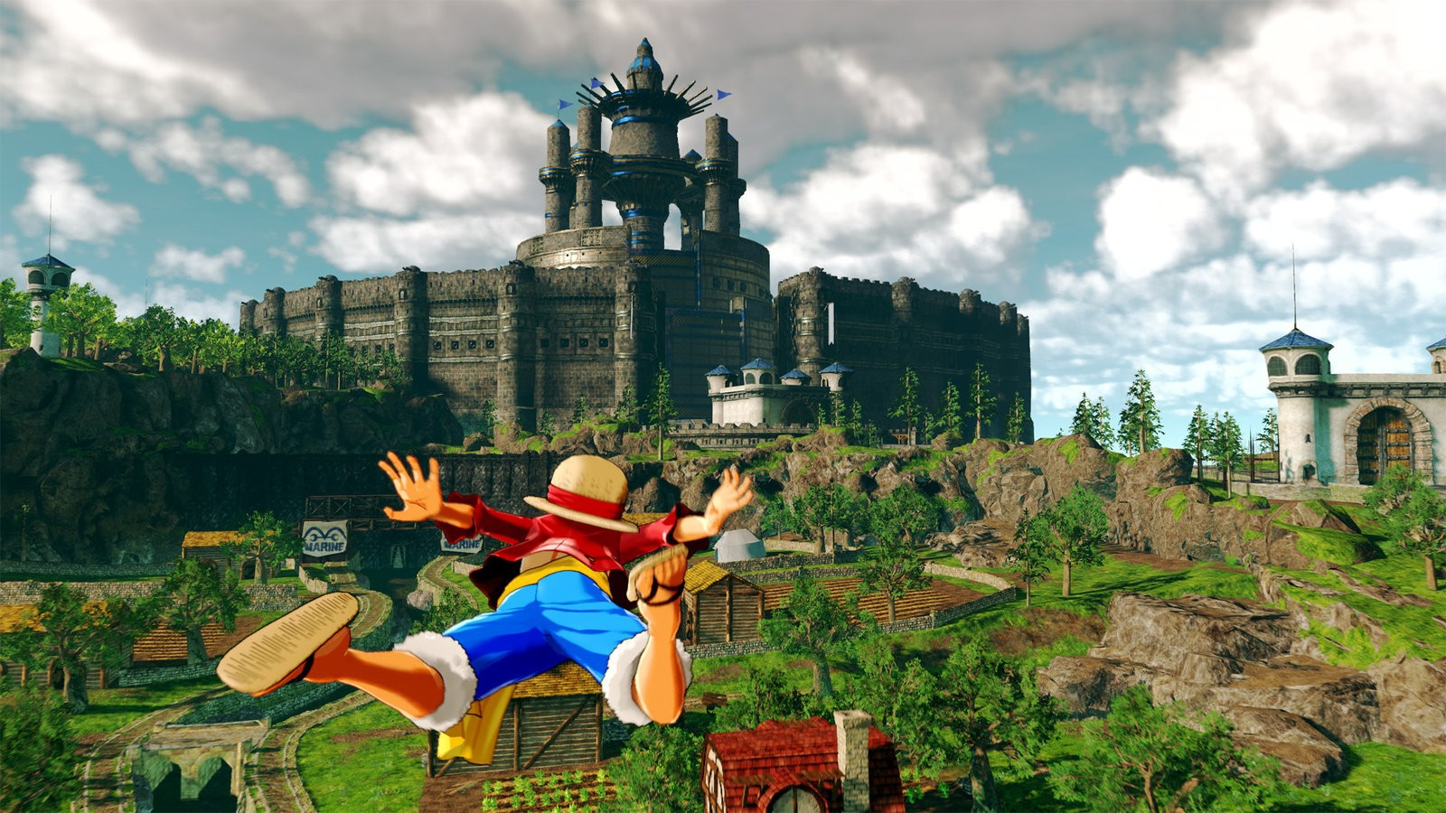 One Piece World Seeker Where Justice Lies-CODEX PC Direct Download [ Crack ]