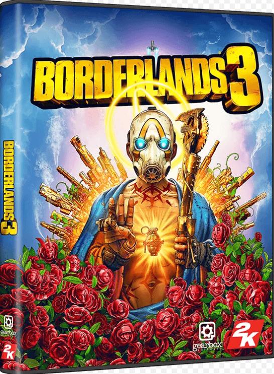 Borderlands 3-UNLOCKED PC Direct Download [ Crack ]