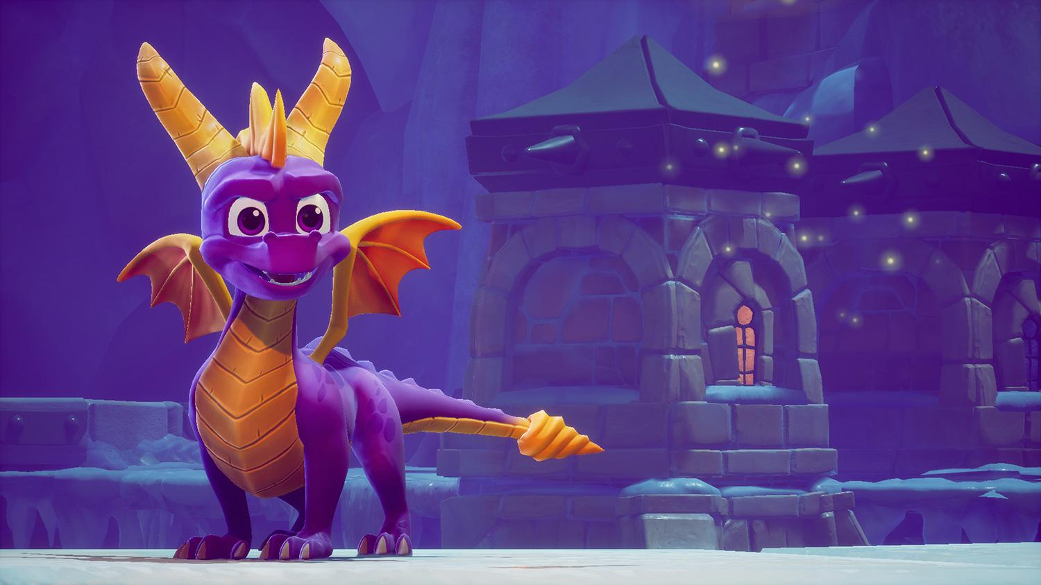 Spyro Reignited Trilogy-HOODLUM PC Direct Download [ Crack ]