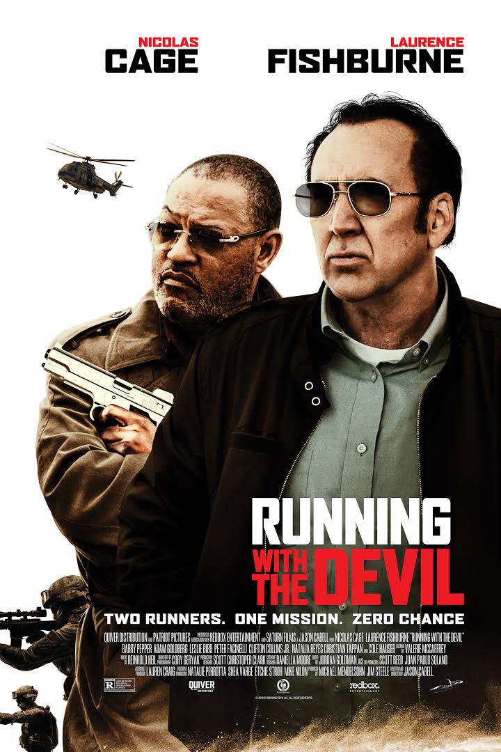 Watch Running With The Devil (2019) Movie Full HD [ Download ]