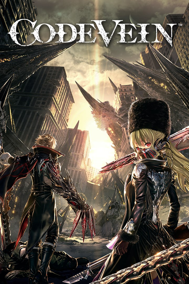 CODE VEIN-CODEX PC Direct Download [ Crack ]