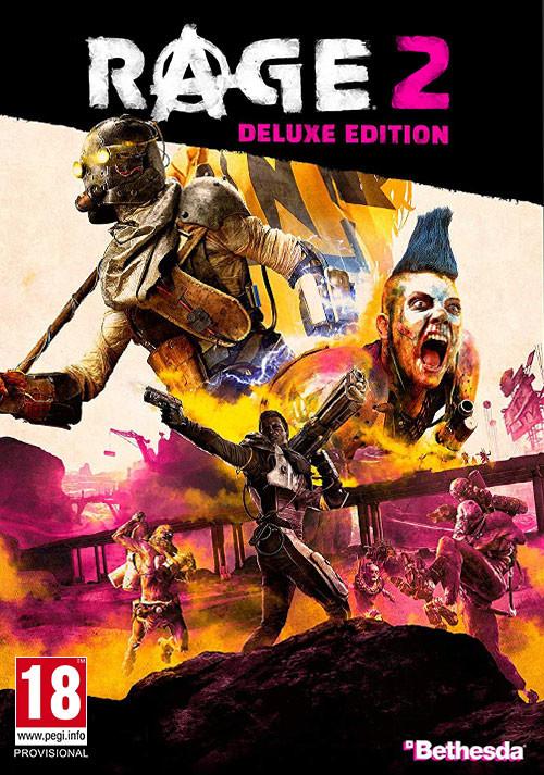 RAGE 2 TerrorMania-Repack PC Direct Download [ Crack ]