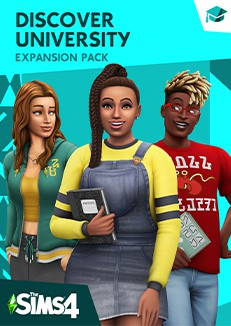 The Sims 4 Discover University-Repack PC Direct Download [ Crack ]