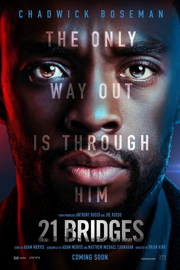 Watch 21 Bridges (2019) Movie Full HD [ Download ]