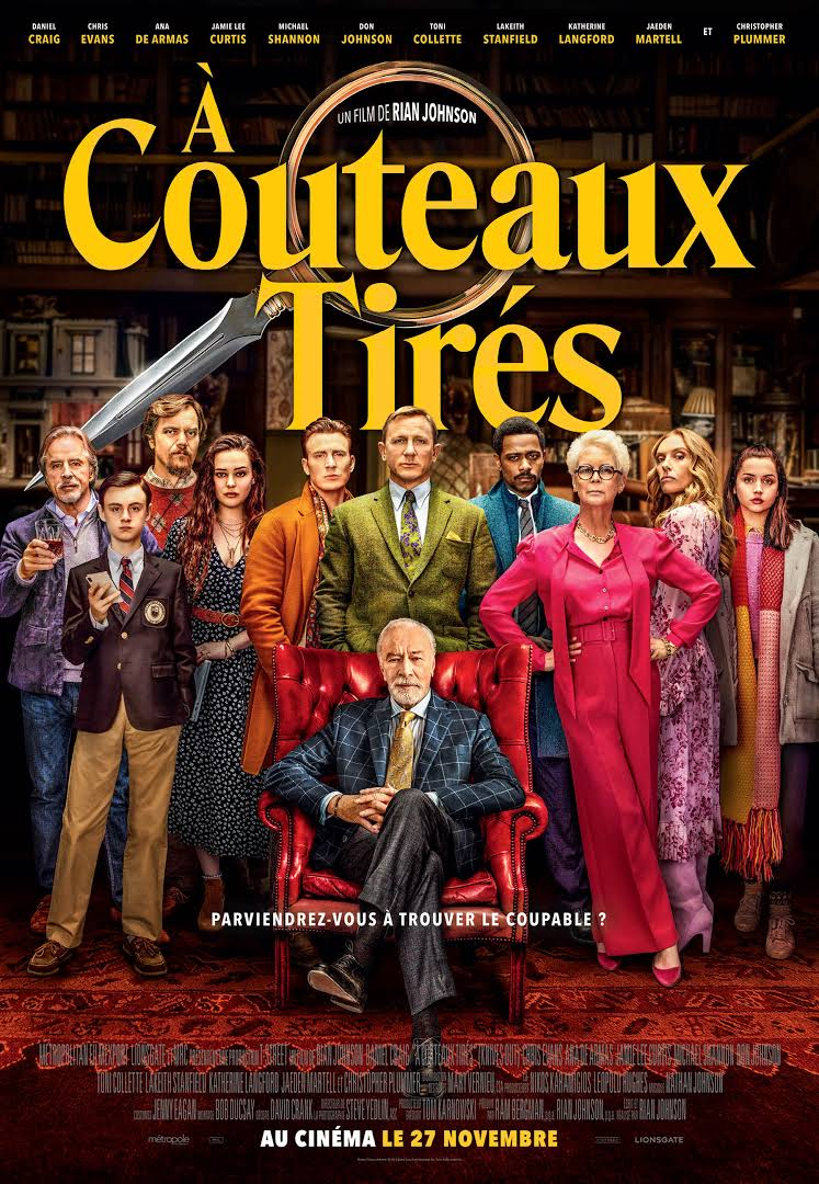 Watch Knives Out (2019) Movie Full HD [ Download ]