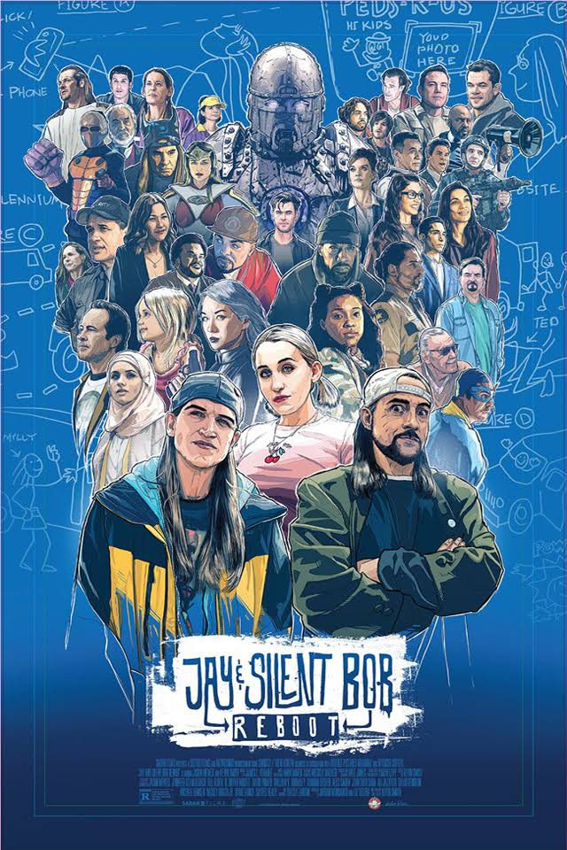 Watch Jay And Silent Bob Reboot (2019) Movie Full HD [ Download ]
