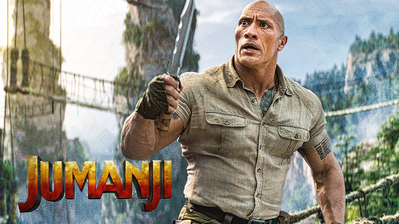 Watch Jumanji The Next Level (2019) Movie Full HD [ Download ]
