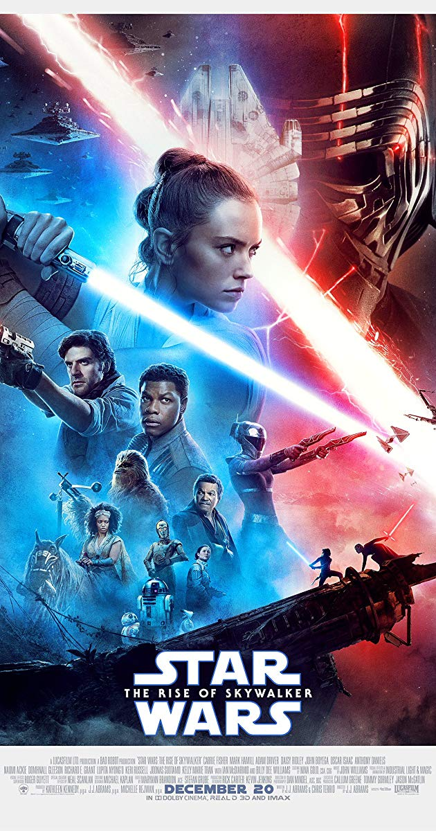 Watch Star Wars The Rise Of Skywalker (2019) Movie Full HD [ Download ]
