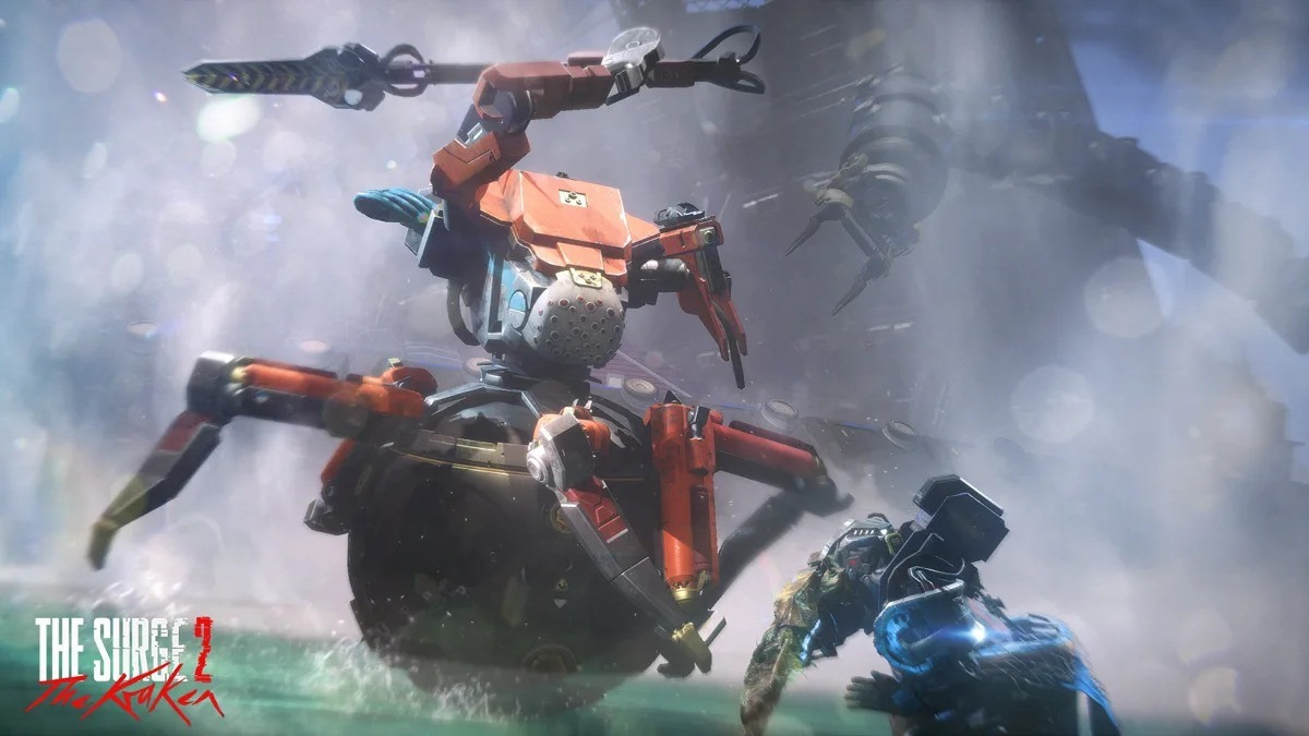 The Surge 2 The Kraken-CODEX PC Direct Download [ Crack ]