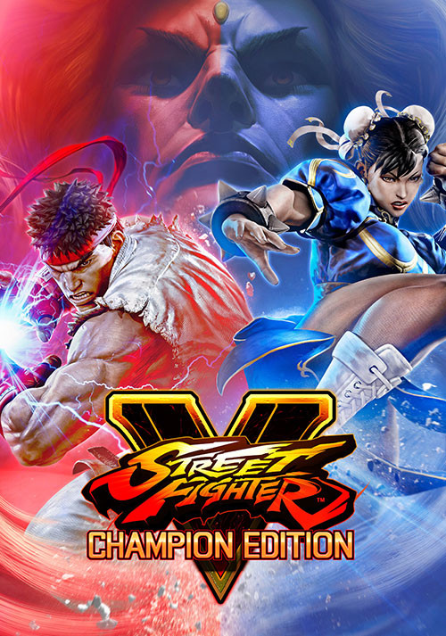 Street Fighter V Champion Edition-CODEX PC Direct Download [ Crack ]