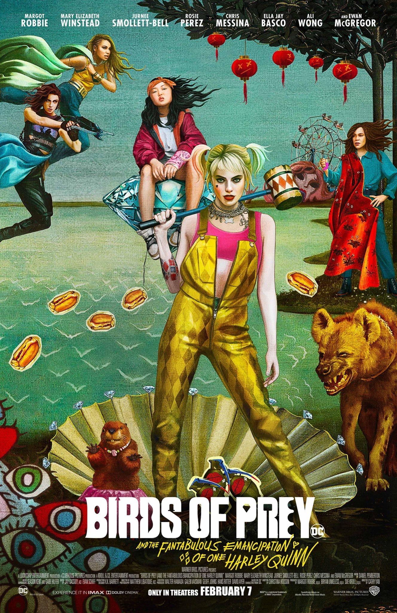 Watch Birds Of Prey (2020) Movie Full HD [ Download ]