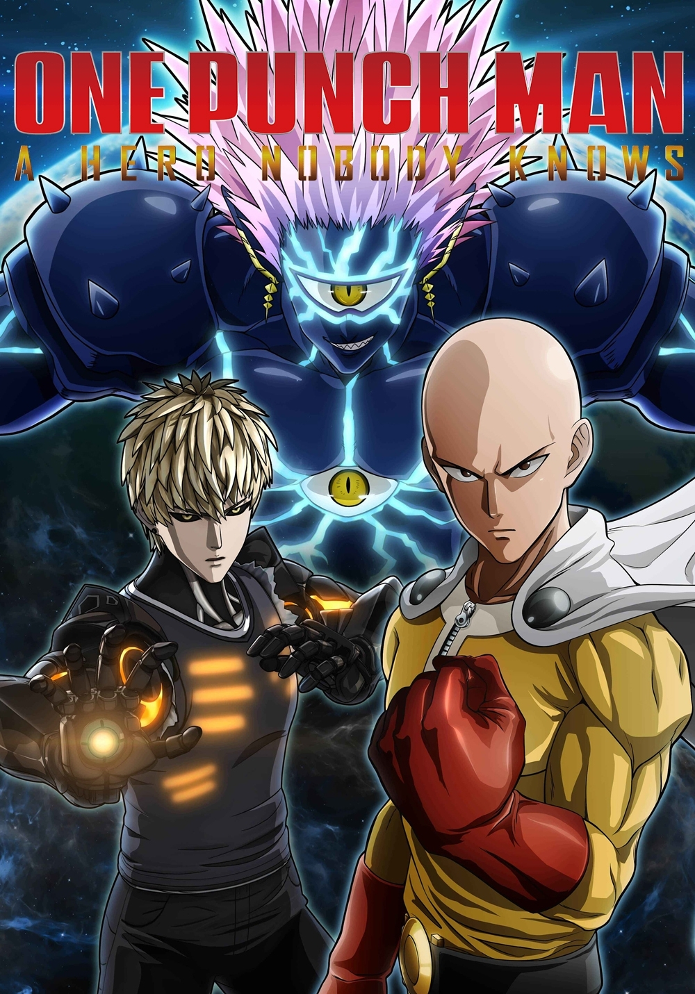 ONE PUNCH MAN A HERO NOBODY KNOWS-CODEX PC Direct Download [ Crack ]