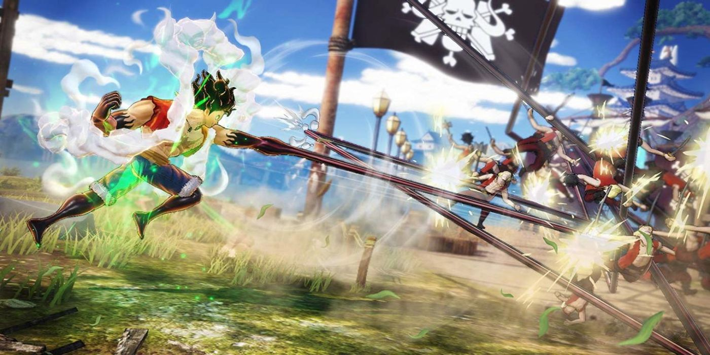 One Piece Pirate Warriors 4-CODEX PC Direct Download [ Crack ]