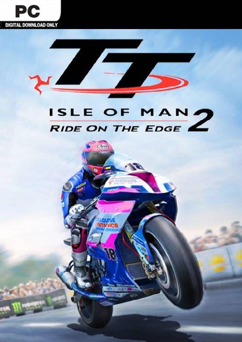 TT Isle of Man Ride on the Edge 2-CODEX PC Direct Download [ Crack ]