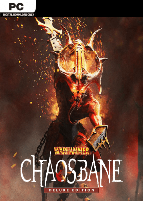 The Warhammer Chaosbane The Forges of Nuln-CODEX PC Direct Download [ Crack ]