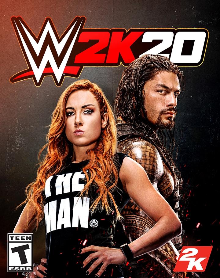 WWE 2K20 Originals-CODEX PC Direct Download [ Crack ]