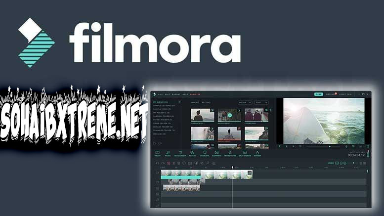 Download Wondershare Filmora for Windows