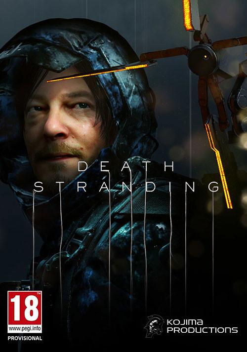 Death Stranding-Full Unlock CODEX PC Direct Download [ Crack ]