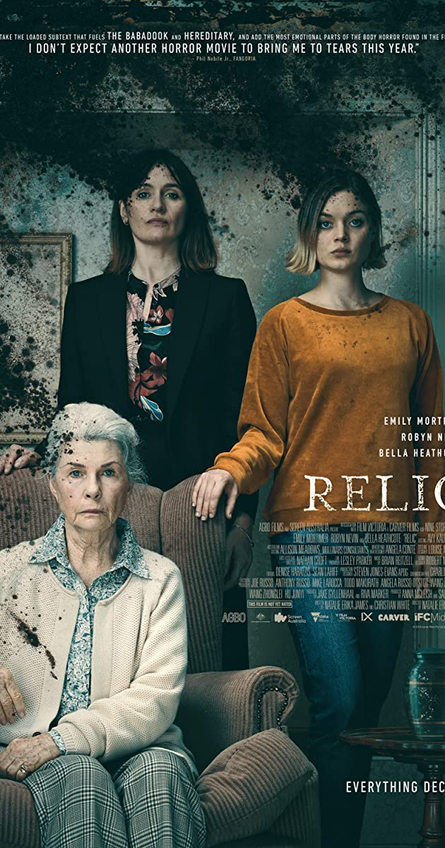 Relic (2020) Movie Full HD [ Download ]