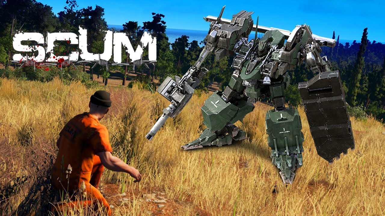 SCUM Lock N Load Early Access PC Direct Download [ Crack ]