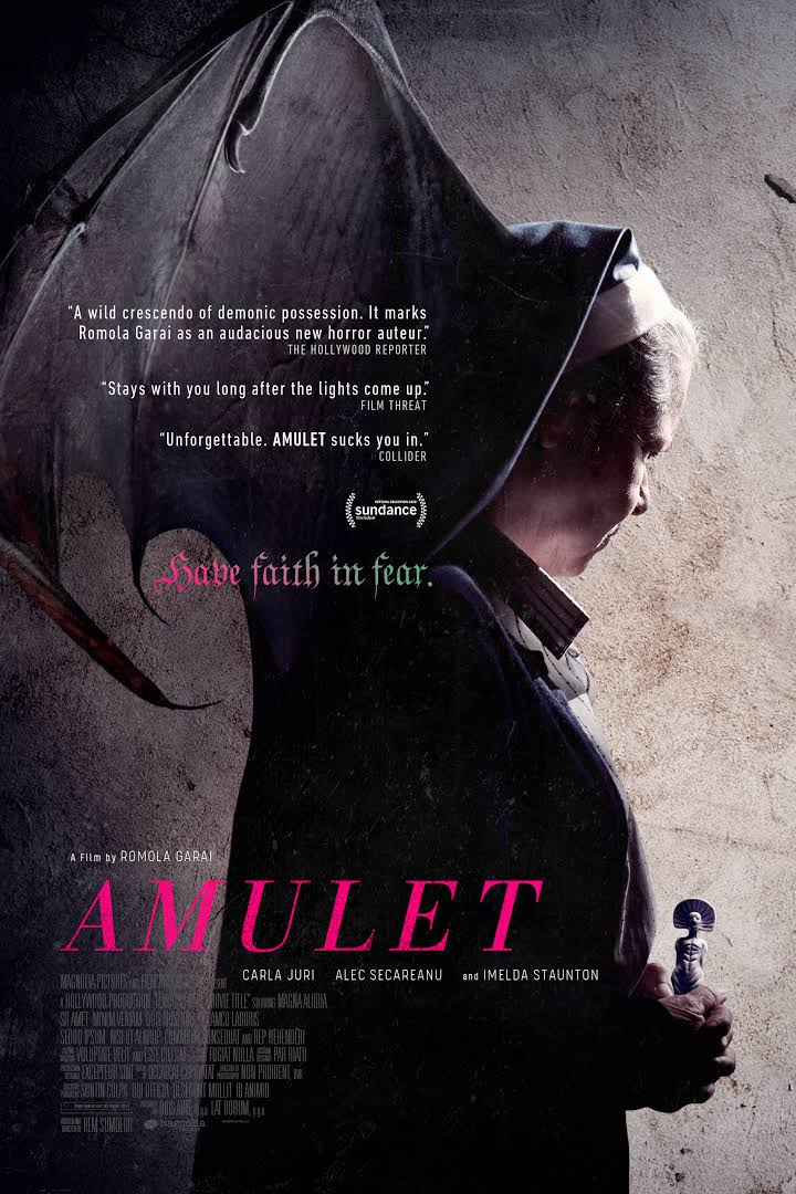 Watch Amulet (2020) Movie Full HD [ Download ]