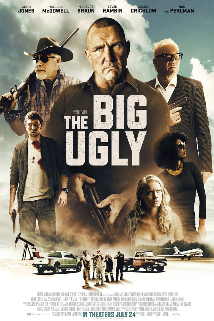 Watch The Big Ugly (2020) Movie Full HD [ Download ]