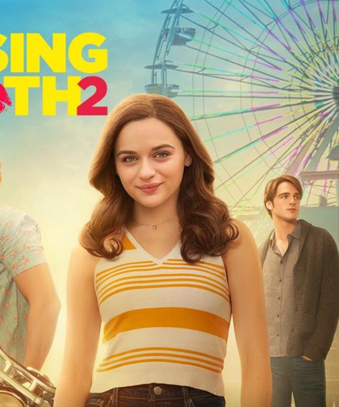 Watch The Kissing Booth 2 (2020) Movie Full HD [ Download ]