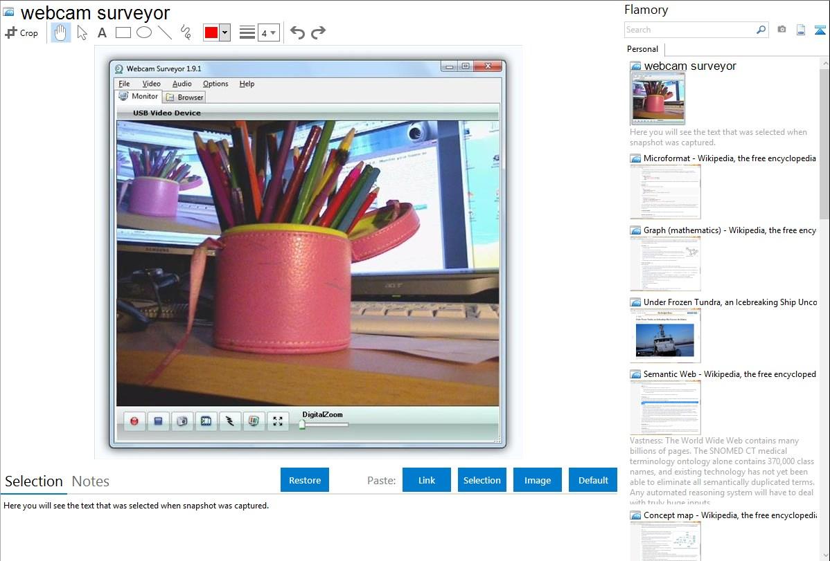 Webcam Surveyor 3.8.3.1149 PC Download [ Crack ]
