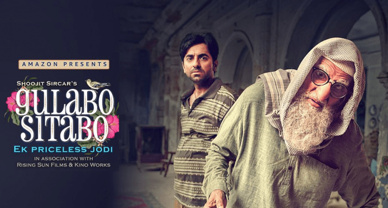 Watch Gulabo Sitabo (2020) Movie Full HD [ Download ]