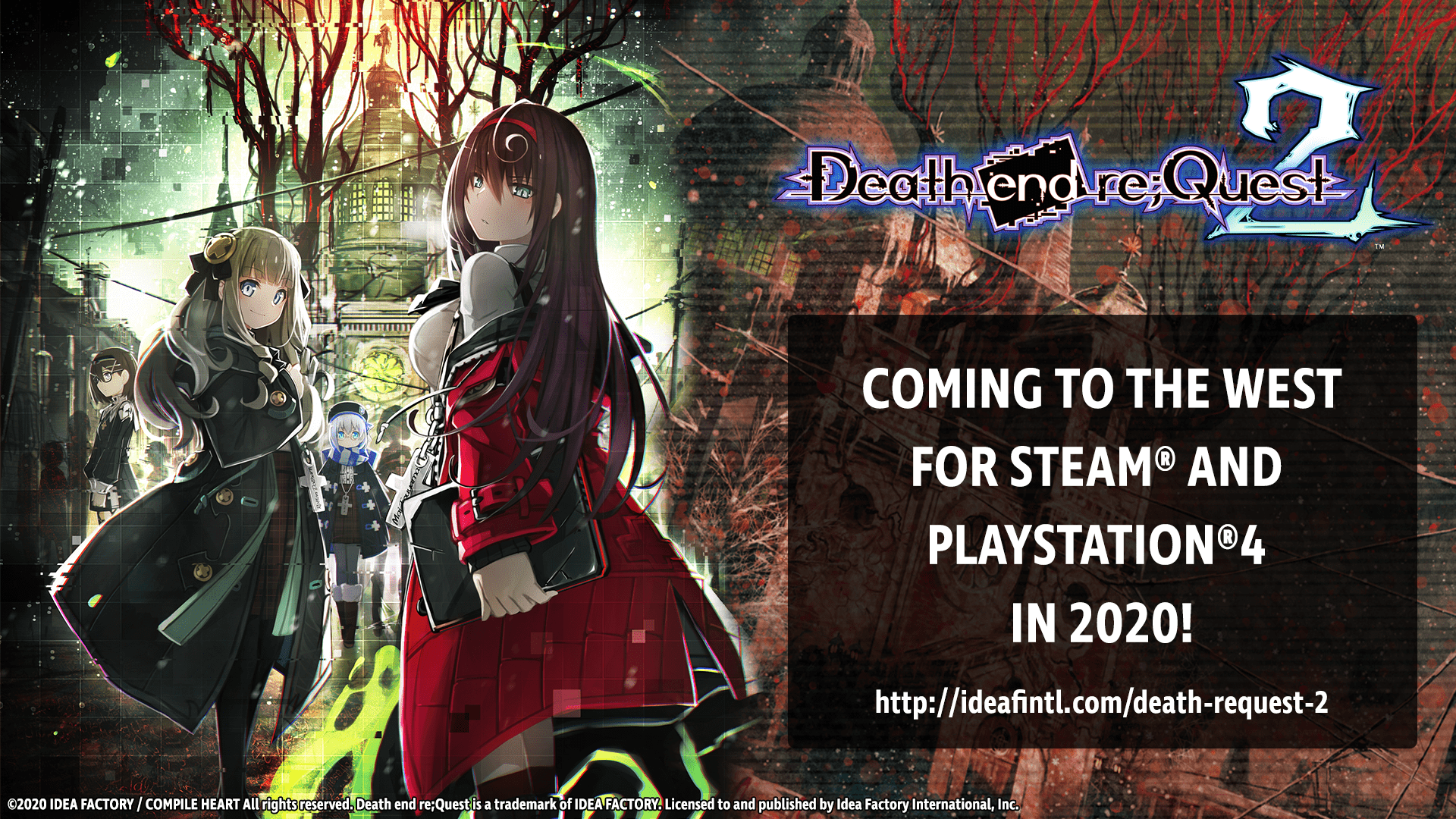 Download Death end re Quest 2-HOODLUM In PC Links [ Crack ]