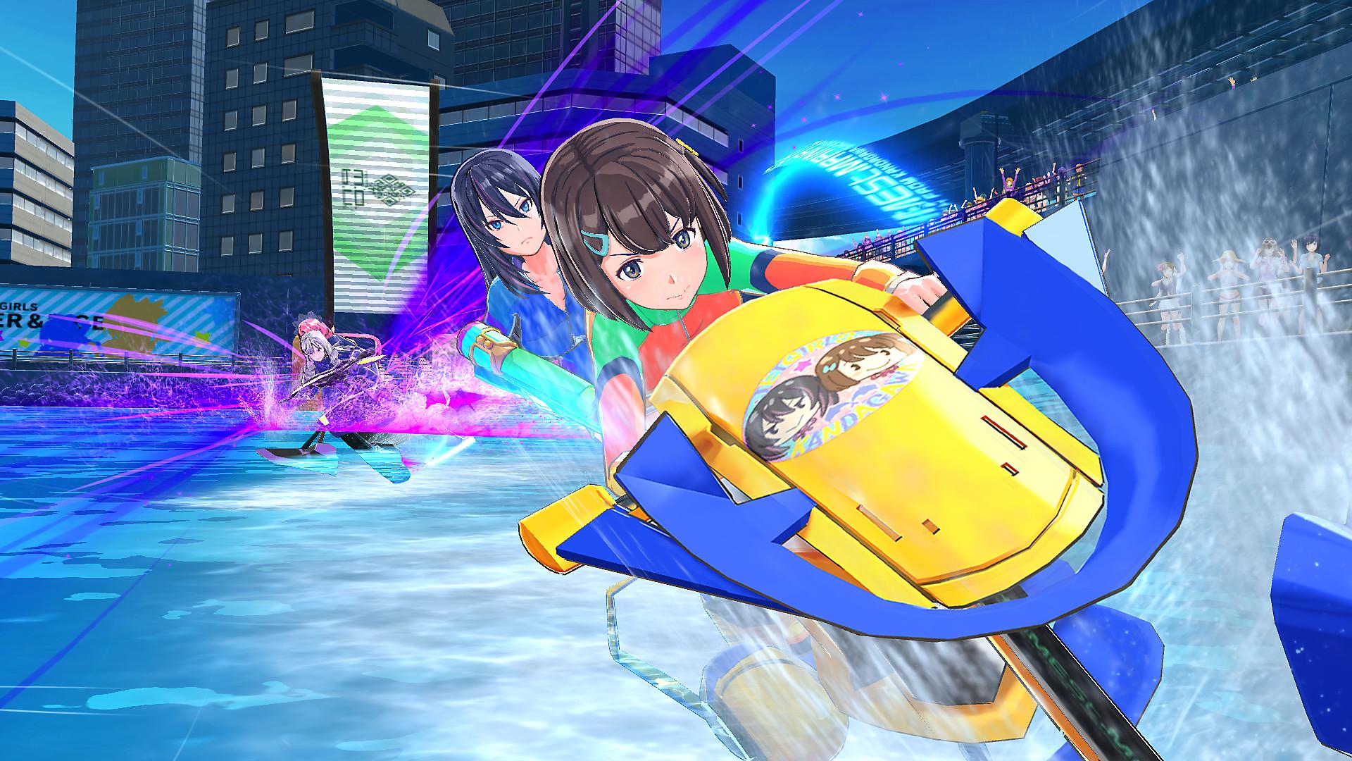 Download Kandagawa Jet Girls-GOLDBERG In PC [ 2k20 ]