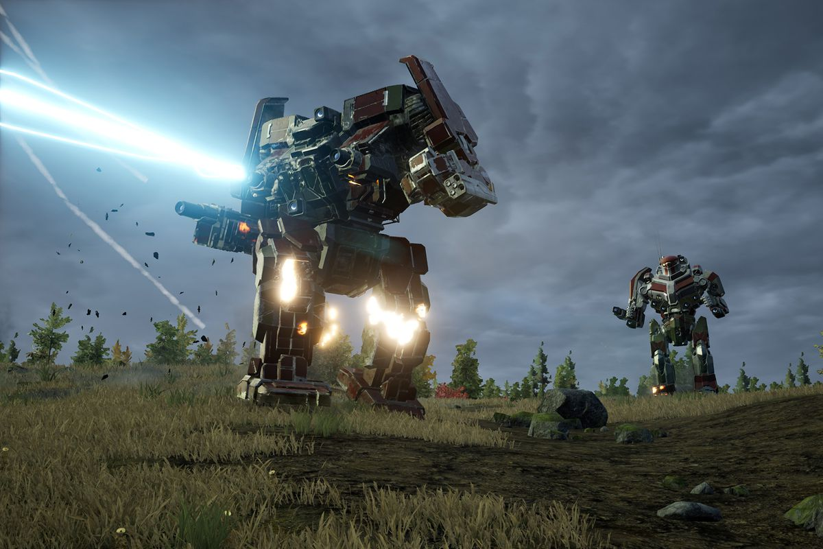 Download MechWarrior 5 Mercenaries V1.0.253 In PC [ Torrent ]
