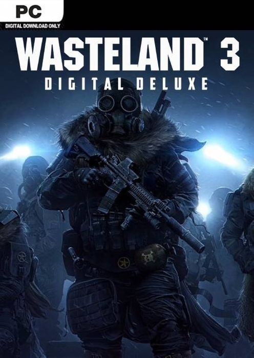 Download Wasteland 3 Digital Deluxe Edition-GOG In PC [ Torrent ]