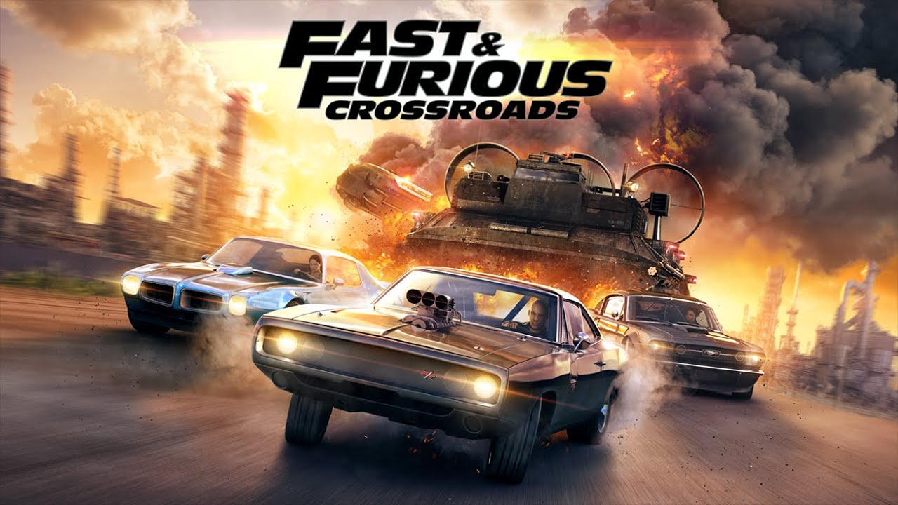 Fast and Furious Crossroads-CODEX PC Direct Download [ Crack ]